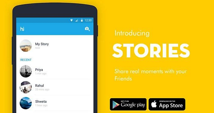 Telling Tales with 'Stories' is the New Game at Hike Messenger