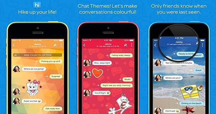 Why Hike Messenger is Big on Features
